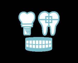 インプラント矯正歯科入れ歯